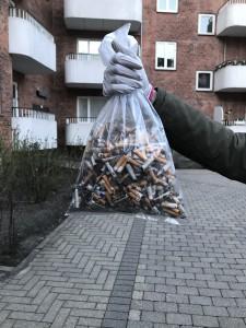 Cigaretskodder Beboernyt marts 2018